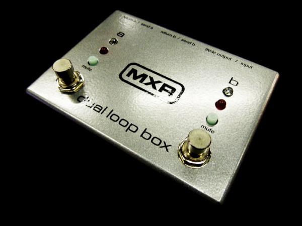 MXR ( エムエックスアール ) M198 Dual Loop Box