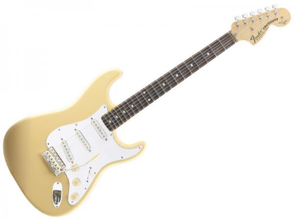 Fender ( フェンダー ) Yngwie Malmsteen Stratocaster(Vintage White /R)【USA イングヴェイ・マルムスティーン ストラト 】