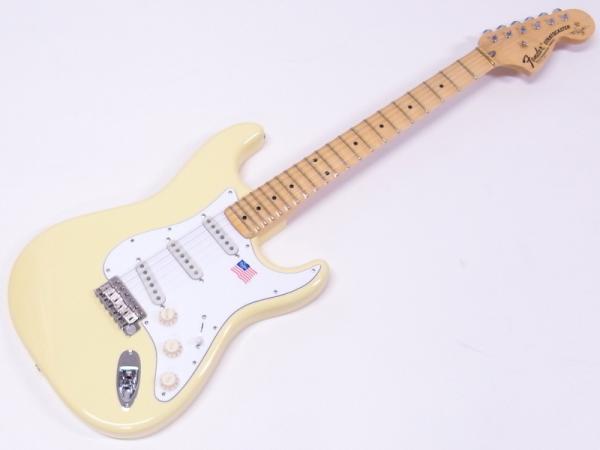Fender ( フェンダー ) Yngwie Malmsteen Stratocaster(Vintage White /M)【USA イングヴェイ・マルムスティーン ストラト 】