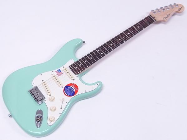 Fender ( フェンダー ) Jeff Beck Stratocaster Surf Green【USA ジェフ・ベック ストラトキャスター 】
