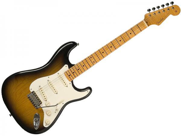 Fender ( フェンダー ) Eric Johnson Stratocaster (2-Color Sunburst/M) 【USA エリック・ジョンソン ストラト 】