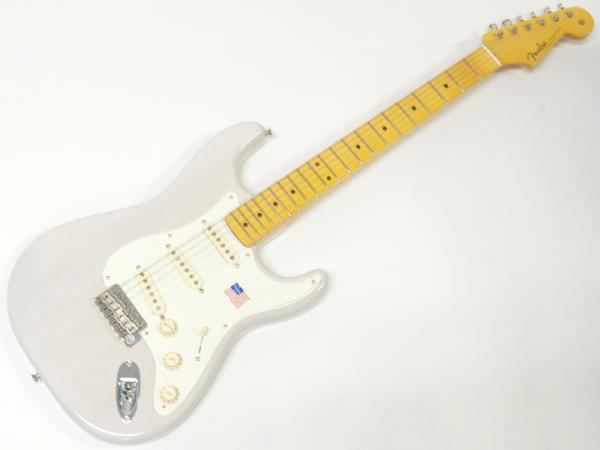 Fender ( フェンダー ) Eric Johnson Stratocaster (White Blonde/M) 【USA エリック・ジョンソン ストラト 】