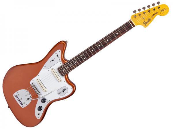 FENDER Johnny Marr Jaguar(Metallic KO)【ジョニー・マー ジャガー US】