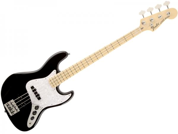 FENDER USA Geddy Lee Jazz Bass(BLK/M)【ゲディ・リー ジャズベース US】