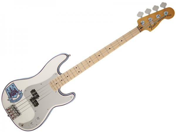 Fender ( フェンダー ) Steve Harris Precision Bass【 MEX スティーブ・ハリス プレベ 】
