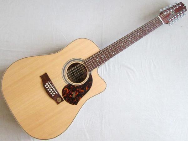 Maton Guitars ( メイトンギターズ ) ECW80C/12