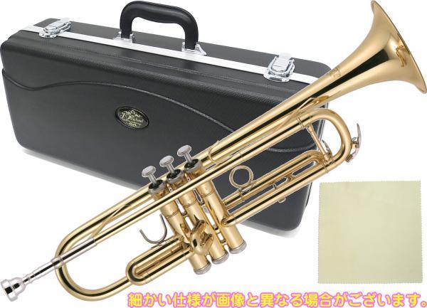 J Michael ( Jマイケル ) TR-200 トランペット 新品 アウトレット 初心者 管楽器 ゴールド 本体 B♭ Trumpet gold 北海道 沖縄 離島 代引き 同梱不可