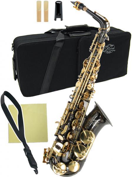J Michael ( Jマイケル ) AL-900B アルトサックス 新品 アウトレット ブラック 管楽器 黒色 本体 alto saxophone black 北海道 沖縄 離島 同梱 代引き不可