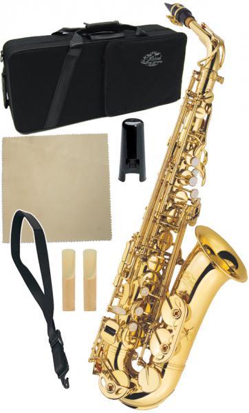 J Michael ( Jマイケル ) AL-500 アルトサックス 新品 アウトレット 初心者 管楽器 ゴールド E♭ 本体 AL500 Alto Saxophones 北海道 沖縄 離島 同梱 代引き不可