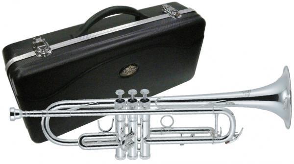 J Michael ( Jマイケル ) TR-300S トランペット B♭ 銀メッキ 新品 アウトレット 管楽器 本体 シルバー カラー Bb Trumpet  北海道 沖縄 離島 代引き 同梱不可