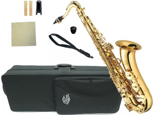 J Michael ( Jマイケル ) TN-900 テナーサックス アウトレット 新品 初心者 サックス 管楽器 B♭ 管体 ゴールド テナーサクソフォン 本体 ケース セット