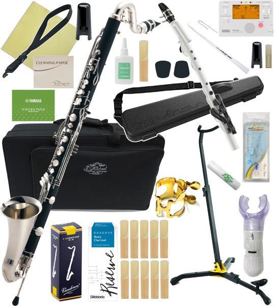 J Michael ( Jマイケル ) バスクラリネット NUVO プラスチック 楽器 レコーダー付き 新品 Jマイケル 樹脂 本体 おすすめ 管楽器 管理品番 CLB-1800 セット