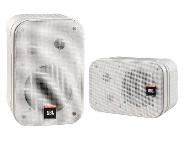 JBL ( ジェイビーエル ) Control 1 PRO-WH  (ホワイト) (1ペア) ◆ パッシブスピーカー