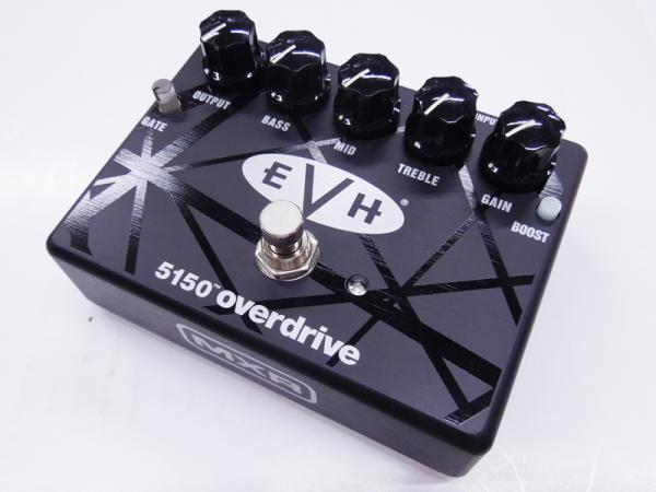 MXR ( エムエックスアール ) EVH5150 Overdrive