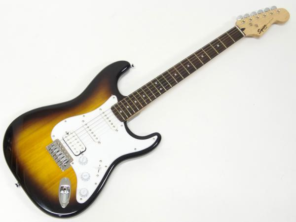 SQUIER ( スクワイヤー ) Bullet  Stratocaster  HSS (BSB) 【ストラトキャスター by フェンダー】