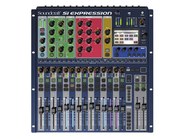 SOUND CRAFT ( サウンドクラフト ) Si Expression 1 ◆ コンパクトデジタルミキサー