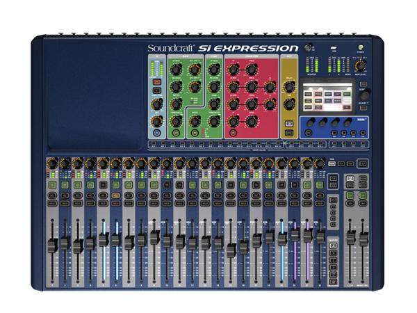 SOUND CRAFT ( サウンドクラフト ) Si Expression 2 ◆ デジタルミキサー