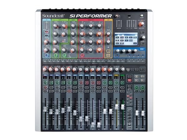 SOUND CRAFT ( サウンドクラフト ) Si Performer 1 ◆ コンパクトデジタルミキサー