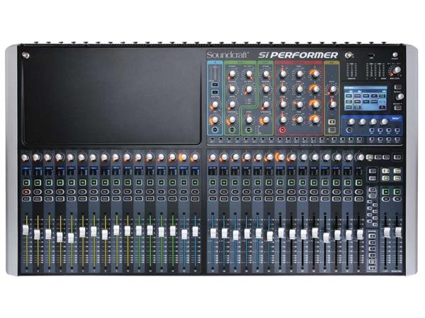 SOUND CRAFT ( サウンドクラフト ) Si Performer 3 ◆ デジタルミキサー