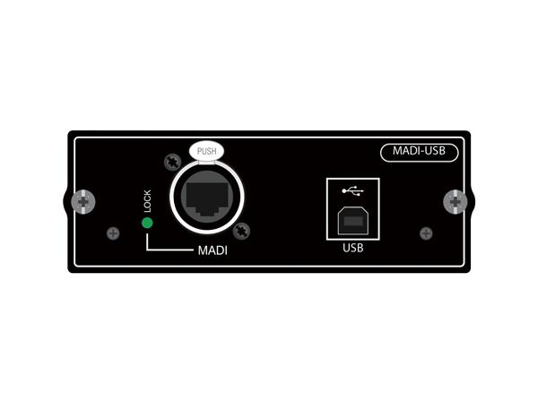 SOUND CRAFT ( サウンドクラフト ) Si MADI-USB card ◆ 拡張 MADI-USBカード