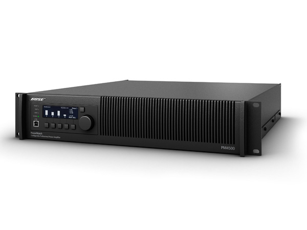 BOSE ( ボーズ ) PM4500N PowerMatch [ DSP内蔵デジタルアンプ ]( Ethernet端子装備)