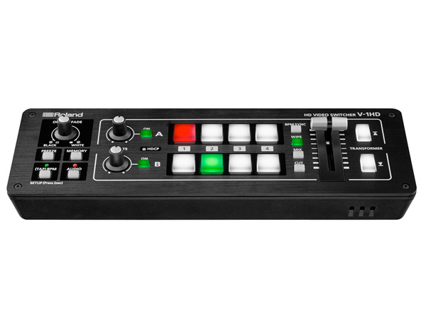 Roland ( ローランド ) V-1HD ◆ ビデオスイッチャー