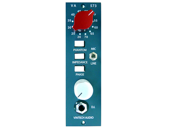 Vintech-Audio ( ヴィンテック オーディオ ) 573 ◆【マイクプリアンプ】