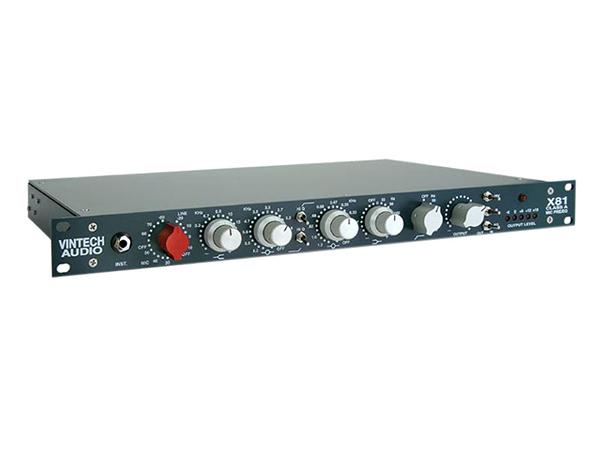 Vintech-Audio ( ヴィンテック オーディオ ) X81Class A ◆【マイクプリアンプ】