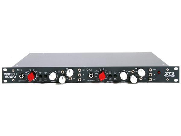 Vintech-Audio ( ヴィンテック オーディオ ) model 273 ◆【マイクプリアンプ】