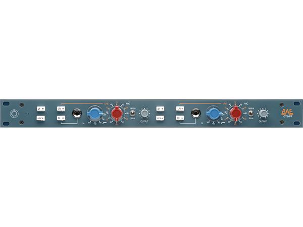 BAE Audio ( ビーエーイーオーディオ ) 1073MPF ◆【マイクプリアンプ】