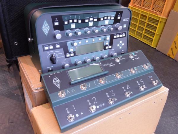 Kemper ( ケンパー ) Profiler Power Head + Remote SET