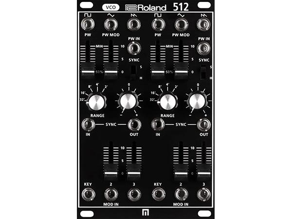 Roland ( ローランド ) SYS-512 ◆【モジュラーシンセ】