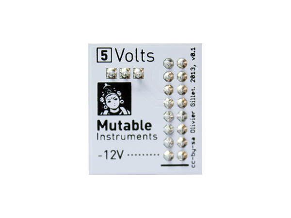 Mutable Instruments Volts ◆【モジュラーシンセ】