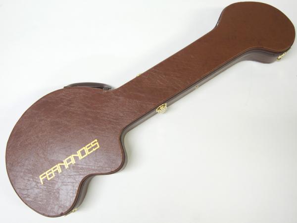 FERNANDES ( フェルナンデス ) FIT-ZO (BR) ZO-3専用 ハードケース