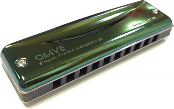 SUZUKI ( スズキ )  OLIVE C-20 オリーブ