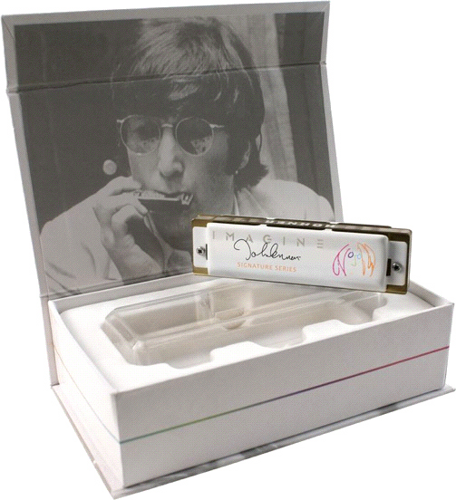 HOHNER ( ホーナー ) John Lennon Signature Harp 10穴 C調