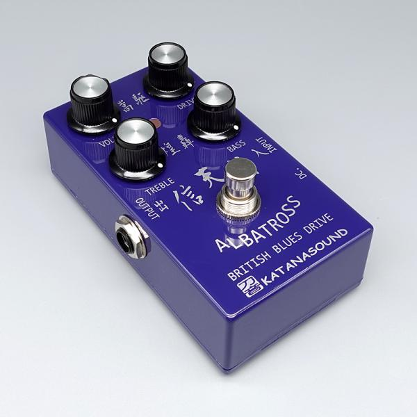 KATANASOUND EFFECT PEDALS 信天翁 ALBATROSS british blues drive