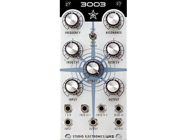 Studio Electronics ( スタジオエレクトロニクス ) Boomstar Modular Modstar 3003 ◆【モジュラーシンセ】