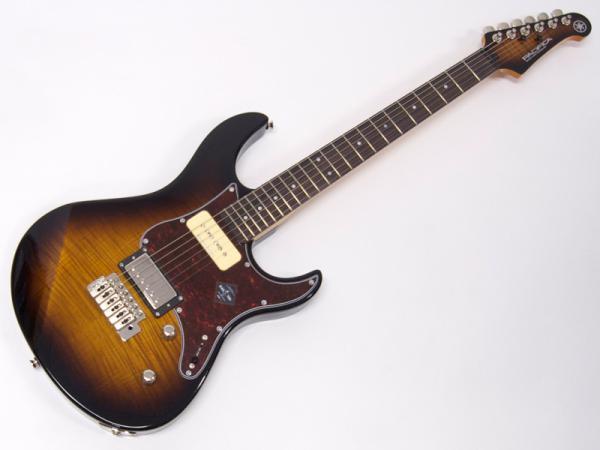 YAMAHA ( ヤマハ ) PACIFICA 611 VFM (TBS) 【パシフィカ ギター】