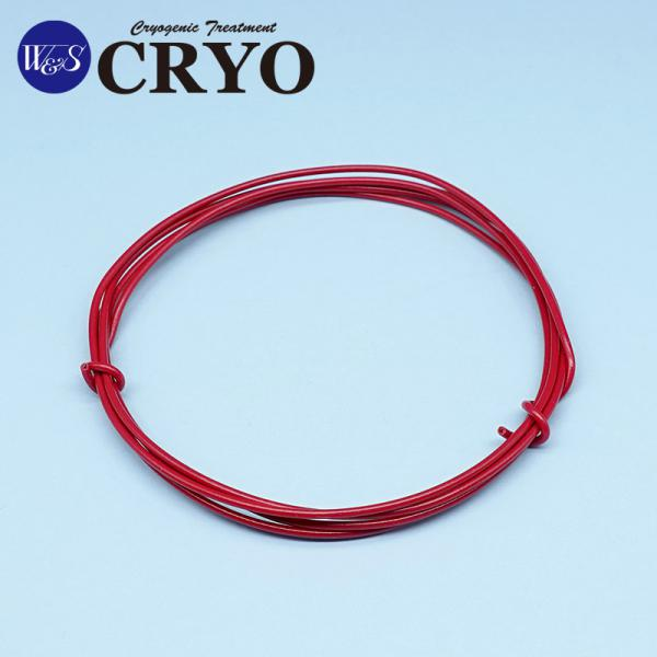 W&S ( ダブルアンドエス ) CRYO BELDEN #8503 1M RED