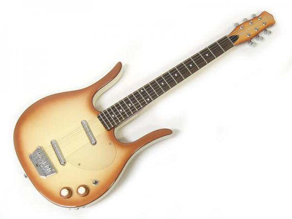 Danelectro ( ダンエレクトロ ) Longhorn Guitar (Copper) 【ロングホーン ギター  ダンエレ 】
