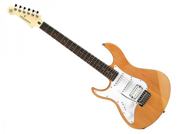 YAMAHA ( ヤマハ ) PACIFICA 112JL (YNS) 【パシフィカ 左利き ギター イエローナチュラルサテン  】