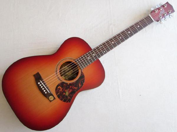 "Maton Guitars ( メイトンギターズ ) SRS808 ""Wine Red Burst"""