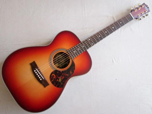 "Maton Guitars ( メイトンギターズ ) EBG808 ARTIST ""Wine Red Burst"""