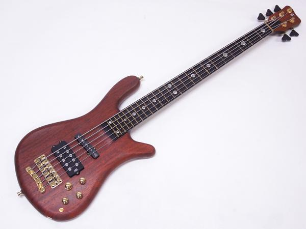 Warwick ( ワーウィック ) Custom Shop Streamer Stage II 5st Custom Padouk Body / NOF