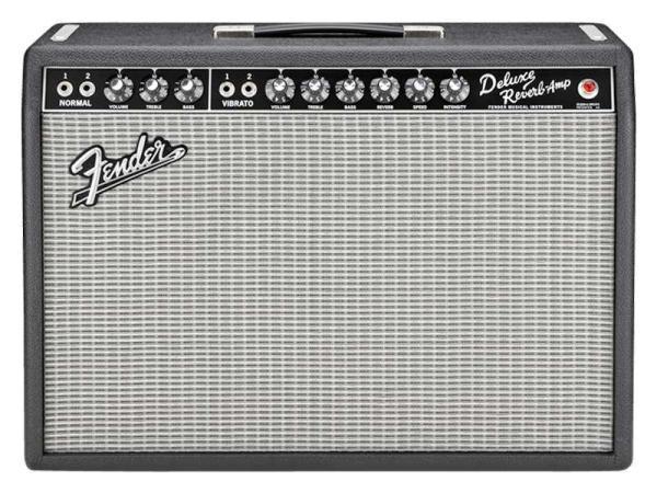 Fender ( フェンダー ) 65 DELUXE REVERB 【デラリバ ギターアンプ】