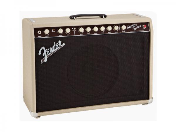 Fender ( フェンダー ) SUPER-SONIC 22 COMBO (BLONDE) 【スーパーソニック ギターアンプ】