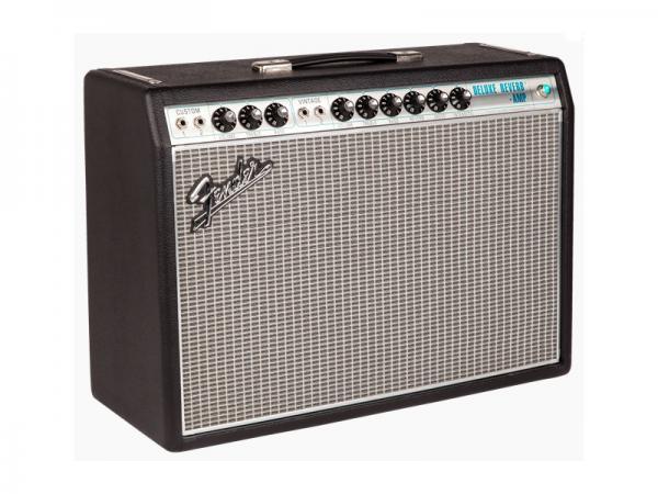 Fender ( フェンダー ) 68 CUSTOM DELUXE REVERB 【カスタム ギターアンプ】