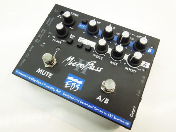 EBS ( イービーエス ) MicroBass II