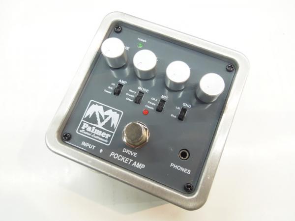 Palmer ( パルマー ) Pocket Amp